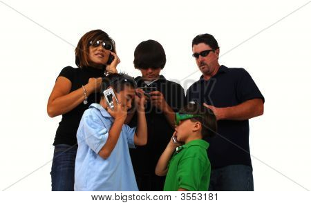 Phone Family