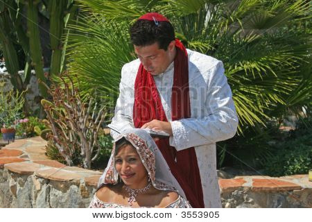 Muslim And Jewish Wedding