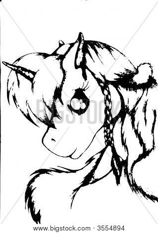 Kopf der Seitenleiste unicorn