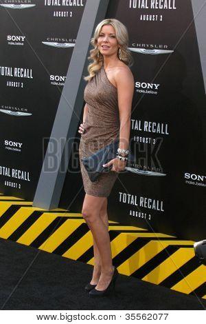 LOS ANGELES - AUG 1:  McKenzie Westmore arrives at the