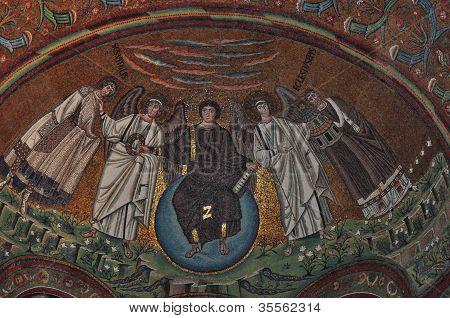 Basilica of Sant'Apollinare Nuovo Mosaic