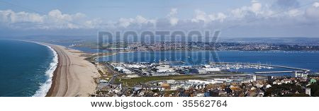 Weymouth & Chesil Beach