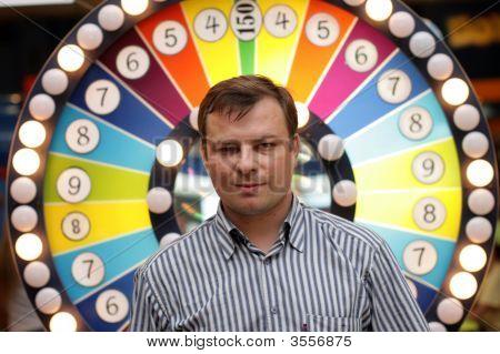 Man In Casino