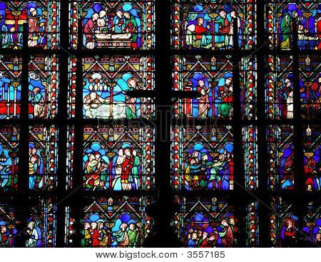 France, Paris: Notre Dame Cathedral