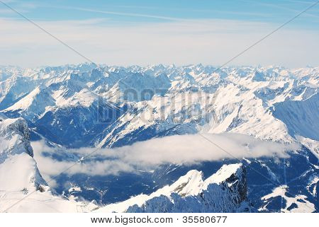 Garmisch-Partenkirchen Landscape