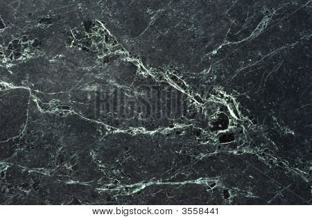Green And White Marble
