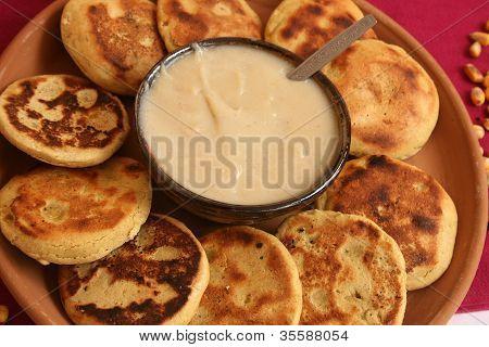 Ecuadorian Pancakes