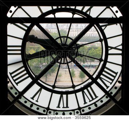 Tiempo de París