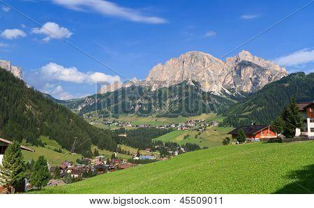 Dolomites - Val Badia