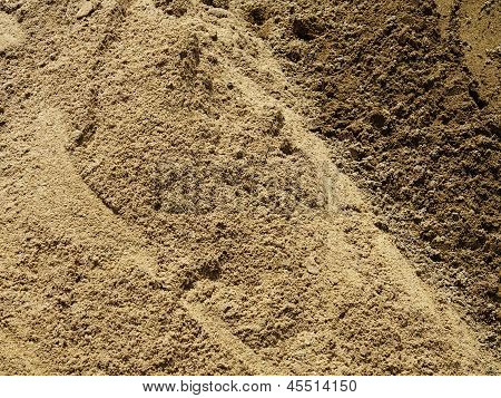 Two-toned sand