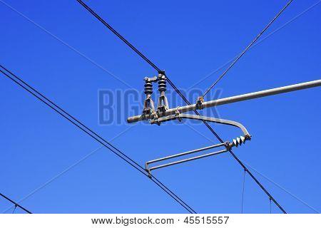 Railway Electric Overhead