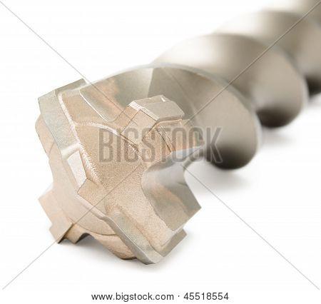 Drill, Closeup