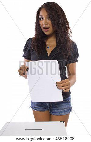 Latina Voter
