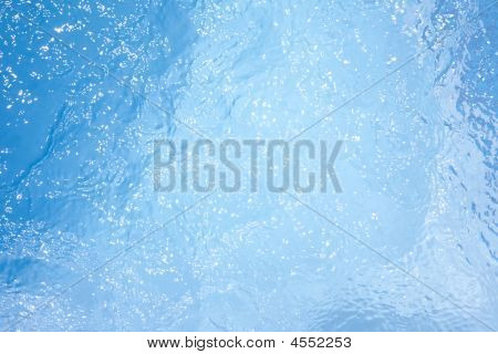 Rippled Water Background