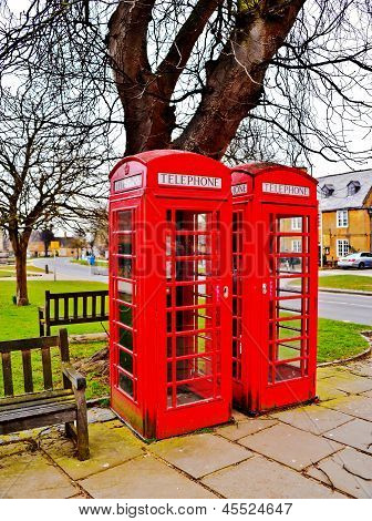 British Phones  in Cotswolds