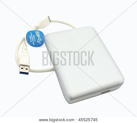 External Harddisk Isolate