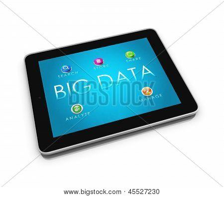 BIG DATA Tablet 2