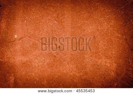 Abstract Dark Red Background Of Elegant Vintage Grunge Texture