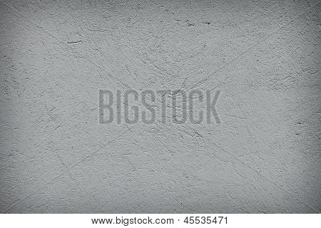 Cool Brushed Plaster Concrete Wallbackground