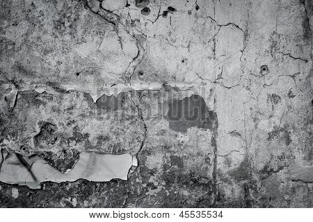 Grungy Vintage Wall Stone Texture