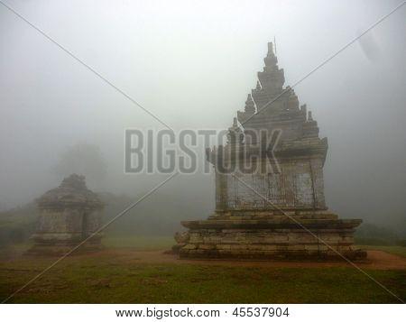 Gedongsongo temple