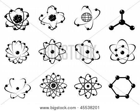 Atomic Icons .