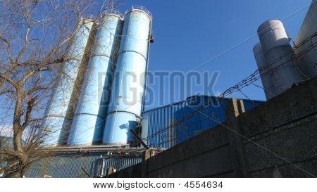 Industry In Greenwich