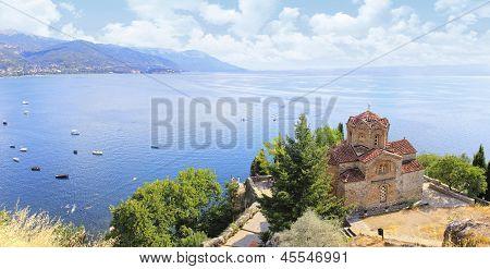 Monasteri Of St. Jovan Kaneo, Ohrid