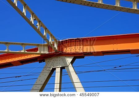 Beams Of The Bridge
