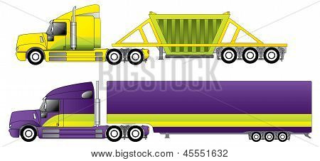 Conventional Trucks