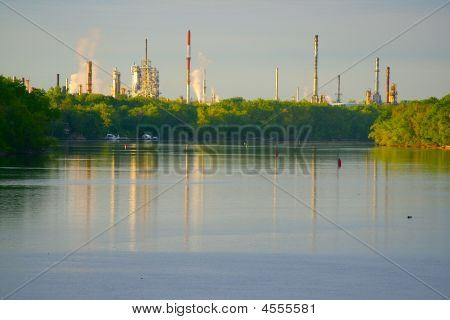 Refinery On The River