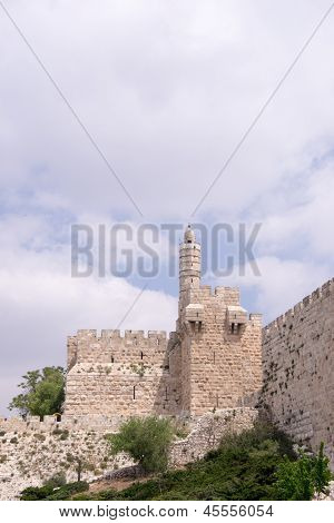 David`s Tower-symbol Jerusalem