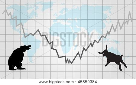 Forex Or Futures Background