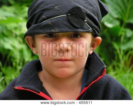 Pirata negro