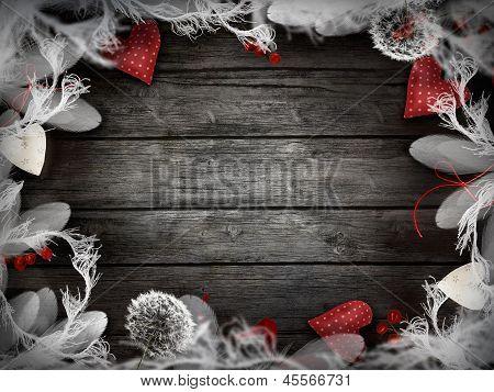 Valentines Design - Love Wreath