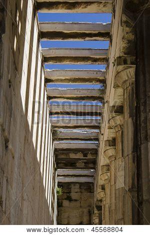 columns reflection