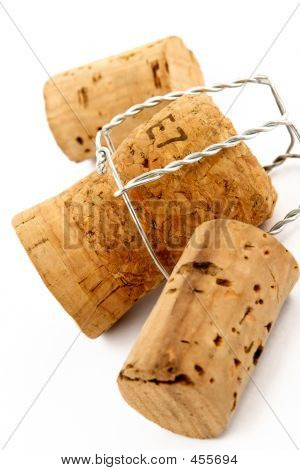 Champagne And Wine Corks