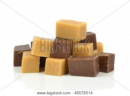 A Pile of Fudge