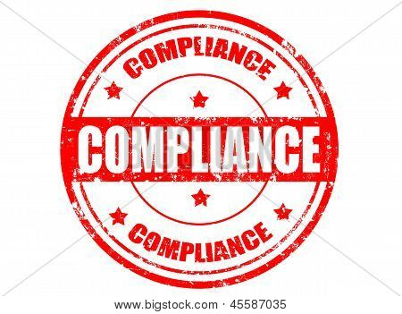 Compliance-stamp