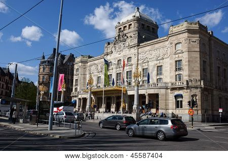 The Royal Dramatic Theater in Stockholm