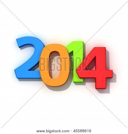 Multicoloured 2014