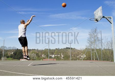 Basketball Jump Shot