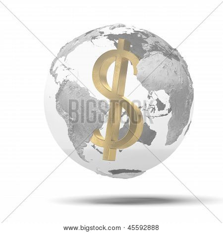 supremacy of the dollar in the world