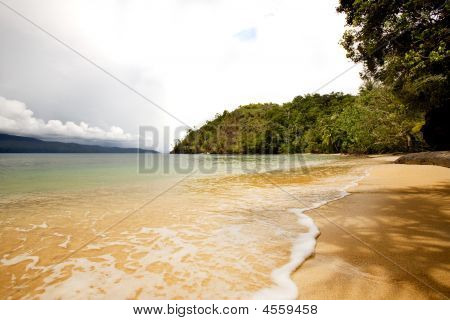 Tropical Private Beach