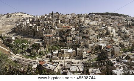 East Jerusalem Panorama