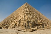 foto of the great pyramids  - The Giza Necropolis is an archaeological site Several ancient monuments includes the three pyramids the Great Sphinx cemeteries a workers - JPG