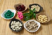 image of immune  - Different Herbal Pills - JPG
