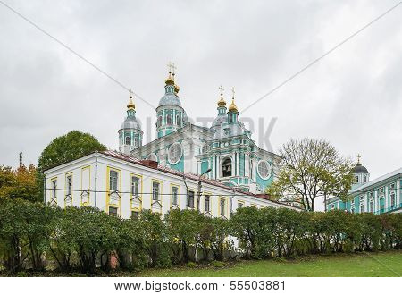 Assumption Cathedral In Smolensk, Russia