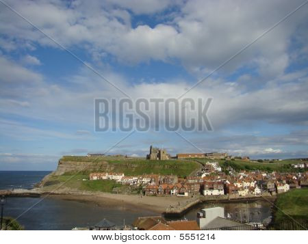 East Cliff,whitby,north Yorkshire
