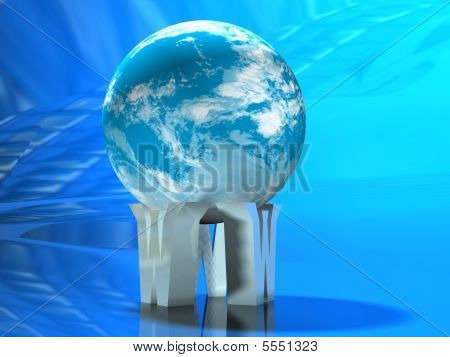 Earth In 3D